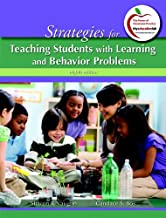 Strategies for Teaching Students with Learning and Behavior Problems (8th Edition)