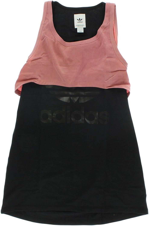 Adidas Womens Layer Dress Black S