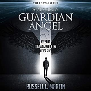 Scars of My Guardian Angel audiobook cover art
