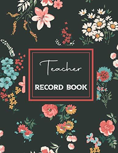 Teacher Record Book: Christmas, Birthday, Mothers day,...