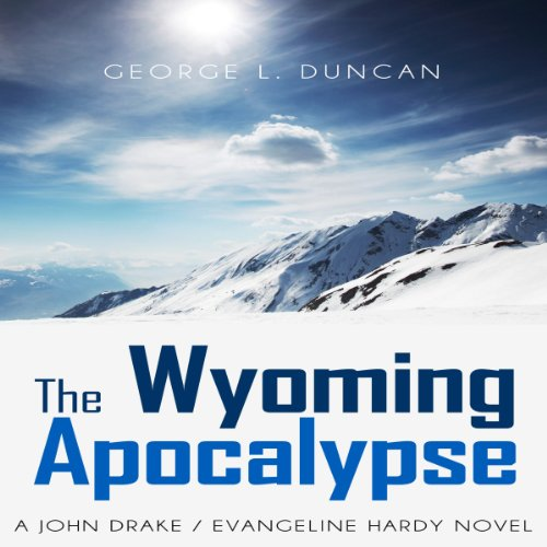 The Wyoming Apocalypse audiobook cover art