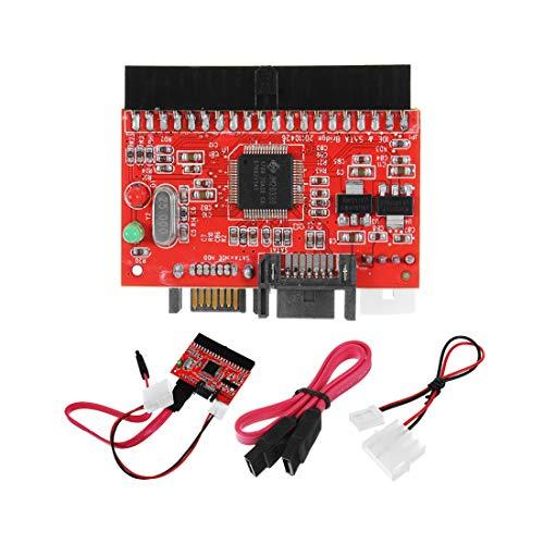 IDE zu SATA SATA zu IDE ATA ATAPI Seriell HDD Adapter mit Kabel