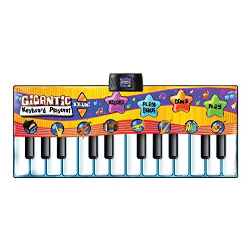 Benross Group Toys - Tappeto da gioco con tastiera stampata