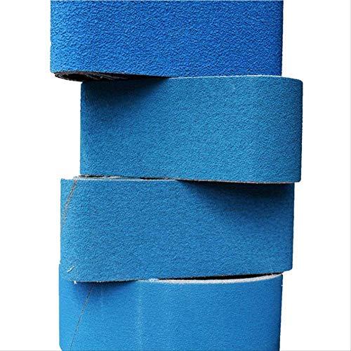 GGOII Schleifband 5 Stück/Los Schleifband 610x100mm Schleifband Aluminiumoxid 40,60,80,100,120,150,180 Körnungen Schleifwerkzeuge für die Holzbearbeitung 610x100mm