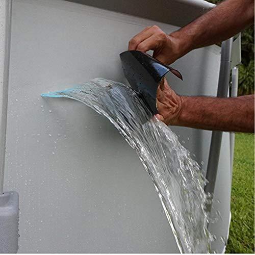 PiniceCore Super Strong Flex Leckage Reparatur Wasserdicht Tape für Gartenschlauch Rohrreparatur Wasserversorgung Sanitär Werkzeuge Hydrophobe Band