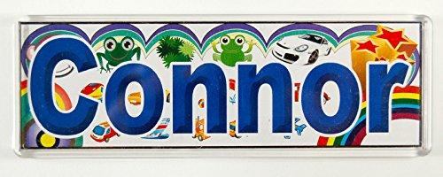Preisvergleich Produktbild Personalisierte,  C bis E-Door,  Schild Kinderzimmer,  Namensschild,  Fliesen,  Magnet / Rahmen für Connor