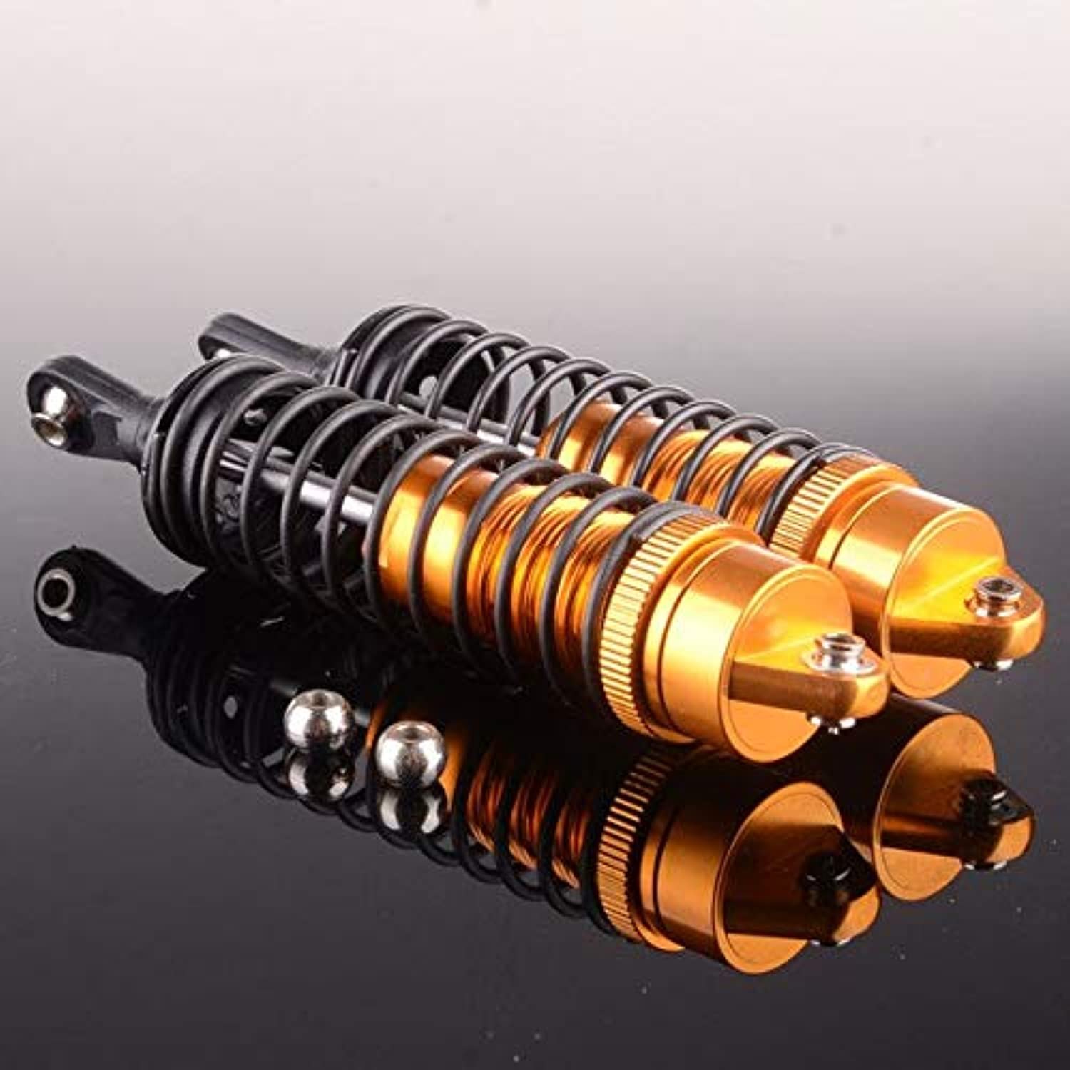 2P RC 100MM Aluminum Front Shock Absorber Fit 1 1 1 10