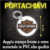 Portachiavi - harley davidson
