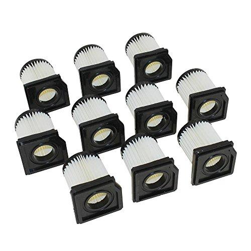 10 Stück Citomerx Tuning Luftfilter 27mm eckig für Hercules Prima 2 3 4 5 6, S