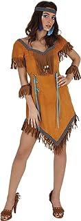 Rubies - Disfraz de india Cherokee, para mujer, talla única