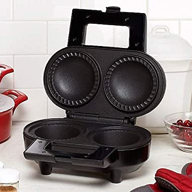 Wolfgang Puck Pie Maker Black