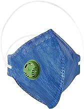 Máscara Proteção Respiratória DeltaPlus PFF3 S Com Válvula CA 38.505 Filtração 99% FPP3 - SOS Mascaras - FBA (10)
