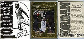 643b1302e1c785 Amazon.com  Michael Jordan - Wowzzer   Trading Cards   Sports ...
