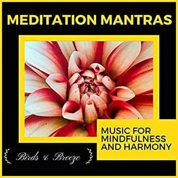 Meditation Mantras - Music For Mindfulness And Harmony