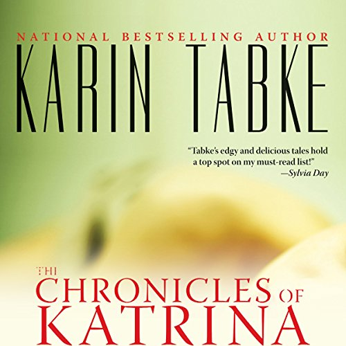 The Chronicles of Katrina audiobook cover art