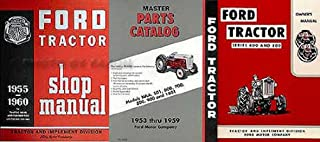 1955 ford shop manual