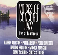 Voices of Concord Jazz: Live at Montreux