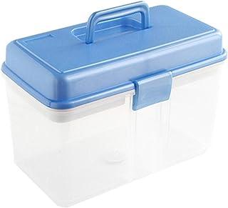 HLYT-0909 Boîte de rangement Boîte de rangement de la boîte médicinale pour la maison et la famille, une boîte de médicame...