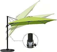 cantilever umbrella mechanism