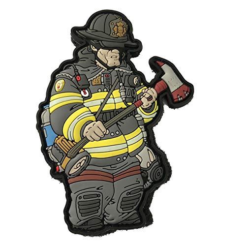 Firefighter Feuerwehrmann Rettungsdienst Patch - Fireman Fire Department