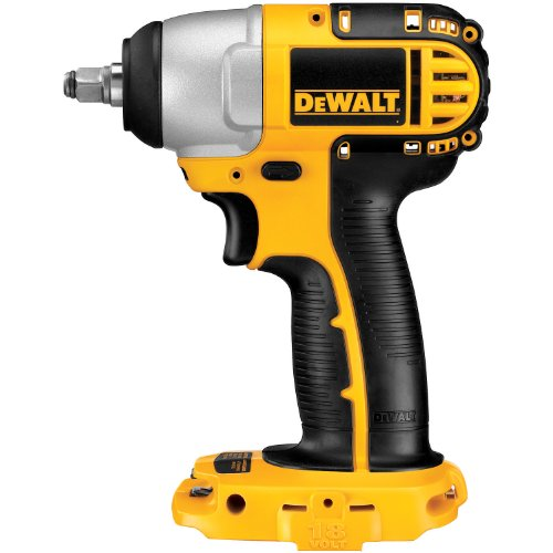 DEWALT Bare-Tool DC823B 3/8-Inch 18-Volt Cordless Impact Wrench