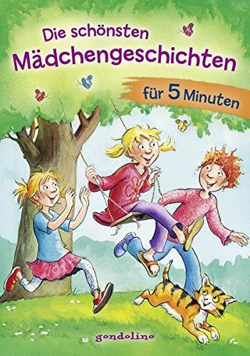 Die schönsten Mädchengeschichten für 5 Minuten: Kurze Geschichten fürs erste Lesen für Kinder ab 8 Jahre für 6,00 €.
