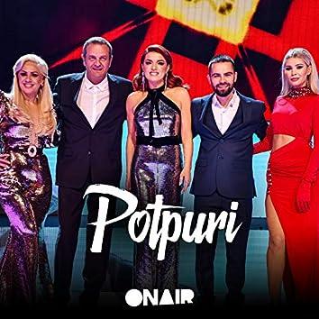 Potpuri (feat. Sinan Vllasaliu, Edona Llalloshi, NRG band, Kaltrina Selimi)