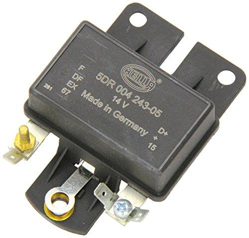 HELLA 5DR 004 243,051 Regulador del alternador , 12V
