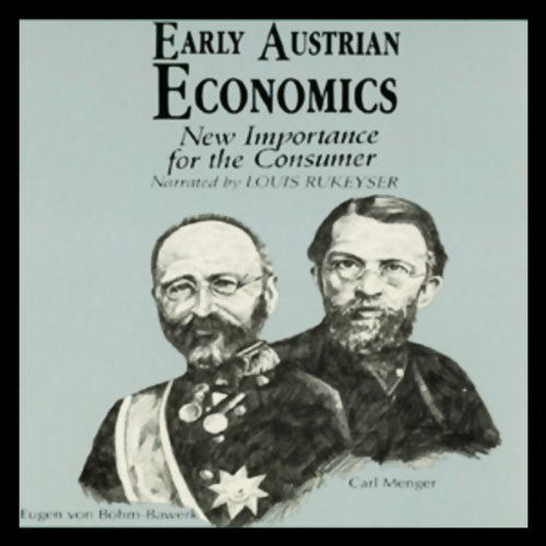 Early Austrian Economics cover art