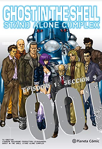 Ghost in the Shell Stand Alone Complex nº 01/05: 246 (Manga Seinen)