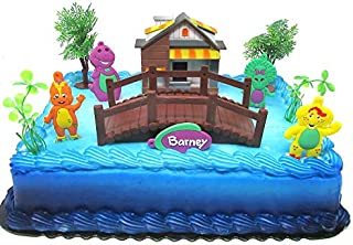 Best barney birthday cake toppers Reviews