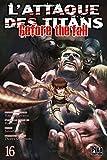 L'Attaque des Titans - Before the Fall T16 - Format Kindle - 4,49 €