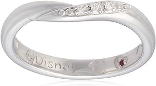 ESTELLE 钻石·红宝石银【迪士尼对戒/女士/LOVE】 0191-0598-0018-0013 日本尺码13号