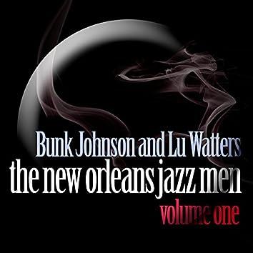 New Orleans Jazz Men, Vol. 1