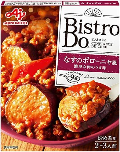 味の素KK Bistro Do なすのボローニャ風炒め煮用 140g