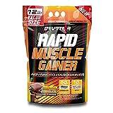 Devotika Rapid Muscle Gainer - 5,44 Kg Galletas de Nata