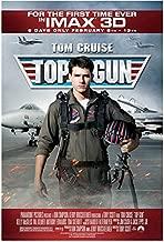 Tom Cruise 8inch x 10inch PHOTOGRAPH Top Gun (1986) 3D Movie Poster kn