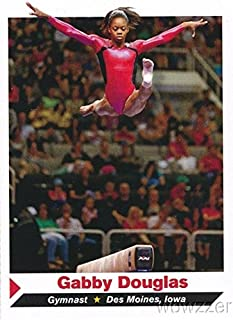 5eda3176c7 Gabby Douglas 2012 SI for Kids ROOKIE Card! USA Olympic Gymnastic Gold  Medalist! Shipped