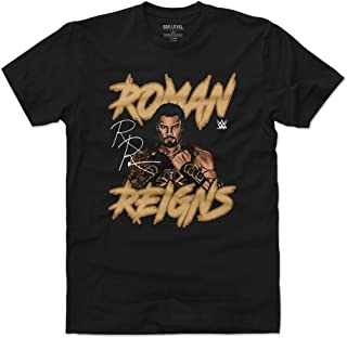 500 LEVEL Roman Reigns Shirt - WWE Men's Apparel - Roman Reigns Comic