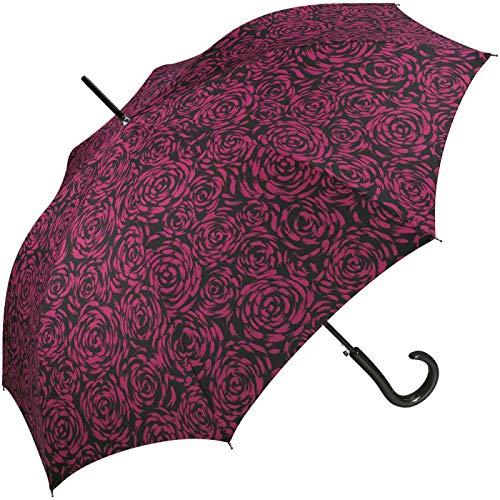 Pierre Cardin Paraguas automático rosa