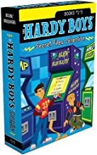 The Hardy Boys Secret Files Collection Books 1-5: Trouble at the Arcade; The Missing Mitt; Mystery Map; Hopping Mad; A Mon...