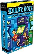 مجموعة The هاردي للأولاد Secret الملفات كتب 1–5: تواجه مشكلة في arcade ؛ قفاز تفتقد ؛ Mystery خريطة ؛ hopping Mad ؛ من Monster of a Mystery (هاردي للأولاد: The Secret ملفاتك)