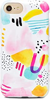 Ashley Mary Hard Shell iPhone Case | Size iPhone 8/7/6s/6 | Watercolor Abstract Design