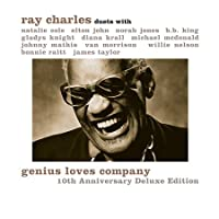 Genius Loves Company (CD+DVD 10th Anniversary Deluxe Edition)