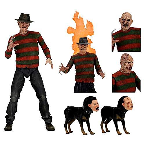 Nightmare On Elm Street 39899 - Figura de acción, Multicolor