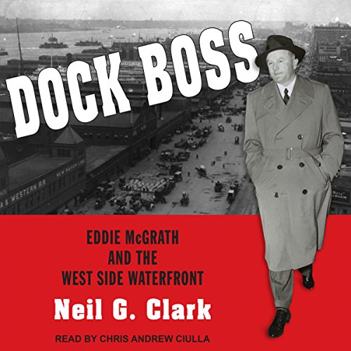 Dock Boss audiobook cover art