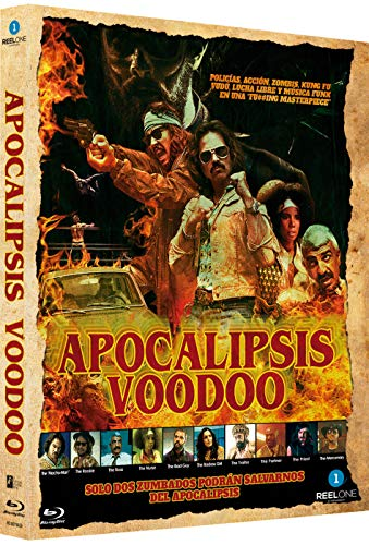 Apocalipsis Voodoo