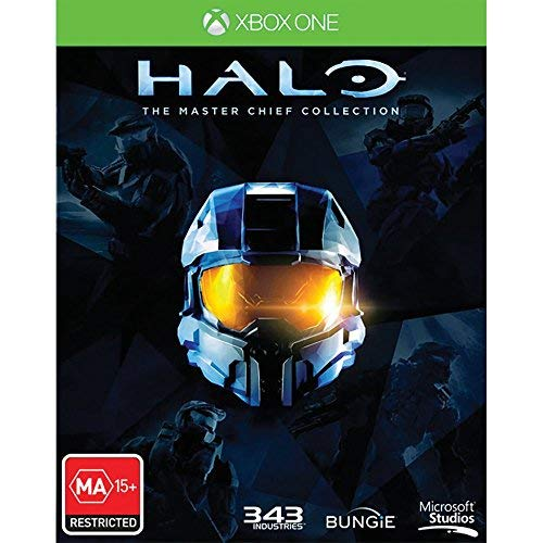 halo chief master collection - 2