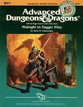 Midnight on Dagger Alley - Book  of the Advanced Dungeons and Dragons Module #C4