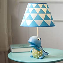 Desk Lamps Children's Room Cartoon Dinosaur Table Lamp Bedroom Bedside Lamp Creative Warm Cute Girl Boy Decoration Small T...